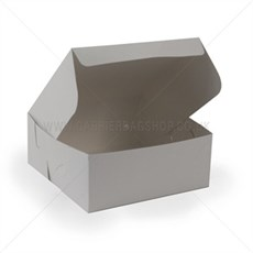 White Cake Boxes