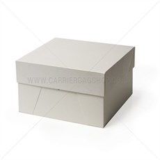 White Cake Boxes With Lids