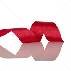 Red Grosgrain Ribbon [9325]