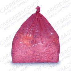 Red Refuse Sacks