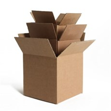 Single Wall Cardboard Boxes - All Small Sizes