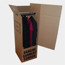 Wardrobe Removal Boxes - Extra Strong Double Wall