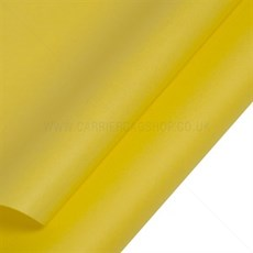 Yellow Coloured Standard Tissue Paper