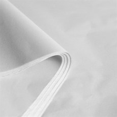 White Coloured Standard Tissue Paper