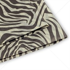 Zebra Design Coloured Premium Tissue Paper