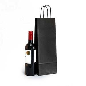 Paper Wine Gift Bags | Carrier Bag Shop