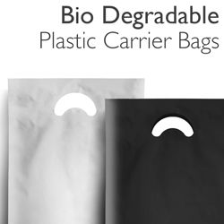 Bio degradable Plastic Carrier Bags