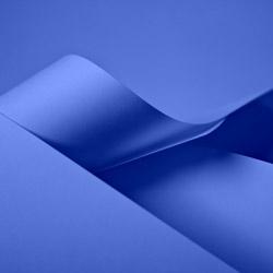 Blue Paper Bags