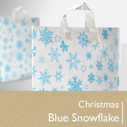 Blue Snowflake Collection