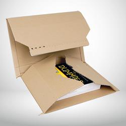 Book, DVD & Postal Wraps