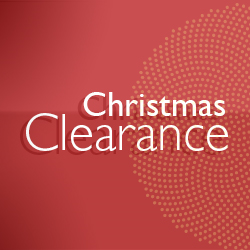Christmas Clearance Specials