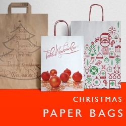 Christmas Paper Bags