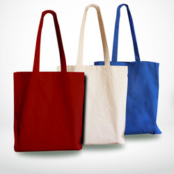 All Cotton Carrier Bags