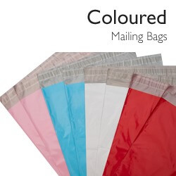 Coloured Mailng Bags