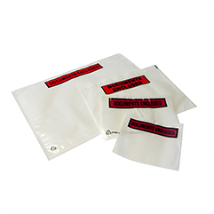 Documents Enclosed Pouches