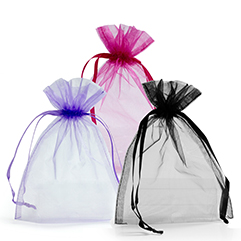 Organza Bags and Pouches