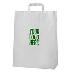 Printed Take Away Carrier Bags