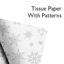 Tissue Paper With Patterns