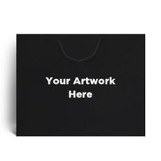 Black Printed Matt Laminated Bags