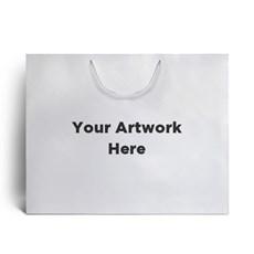 White Printed Matt Laminated Bags