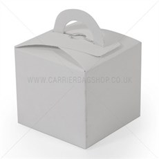 Mini Gift Boxes White
