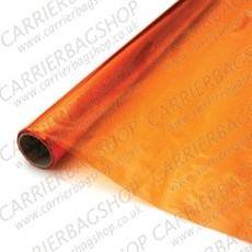 Orange Cellophane Rolls