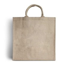 Natural Jute Bags with Luxury Padded Handles