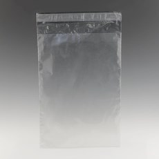 Clear Polypropylene Bags With Seal Strip