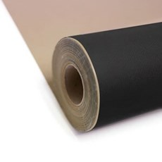 Black Kraft Roll Wrapping Paper