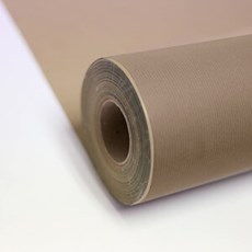 Ivory Kraft Roll Wrapping Paper