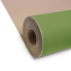 Green Kraft Roll Wrapping Paper