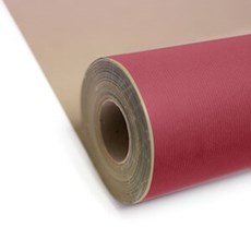 Red Kraft Roll Wrapping Paper