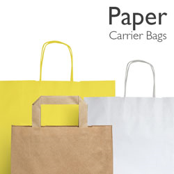 8bd530d5e2d Paper Bags | Coloured Paper Bags | Paper Bags UK | Carrier Bag Shop